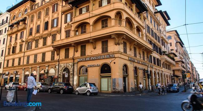 アド ホック BnB - ローマ - 建物