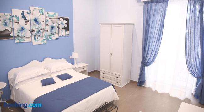 ラ バイア ディ パルテノペ - ナポリ - 寝室