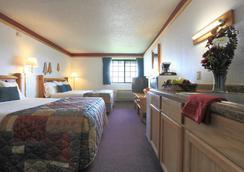 Duluth Spirit Mountain Inn & Suites Americas Best Value Inn - ダルース - 寝室