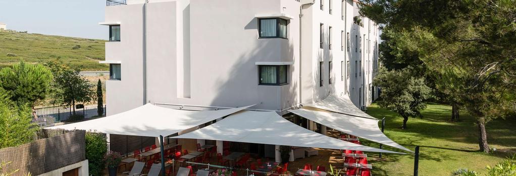 ベストウエスタン オテル ド ラルボア - エクス・アン・プロヴァンス - 建物