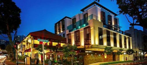 ノスタルジア ホテル - シンガポール - 建物