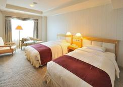 パレスホテル立川 - 立川市 - 寝室