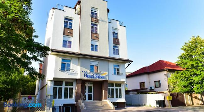 Hotel Silva - ティミショアラ - 建物