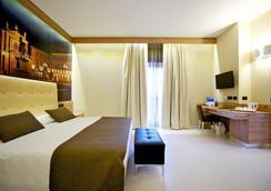 ベスト ウェスタン ホテル ルクソール - トリノ - 寝室