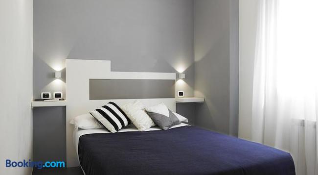 Jazz Style - ローマ - 寝室