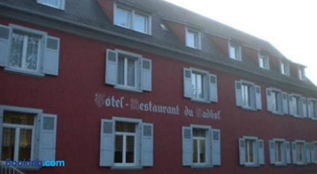 Hôtel du Ladhof - コルマール - 建物