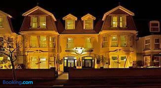 All Seasons Lodge Hotel - グレート・ヤーマス - 建物
