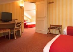 ホテル デランブル - パリ - 寝室