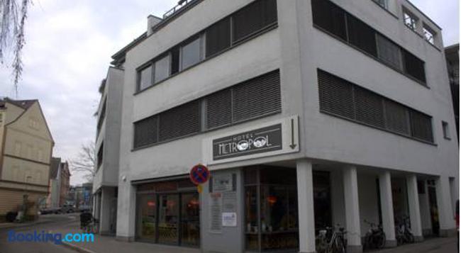 ホテル メトロポール ガルニ - Tübingen - 建物