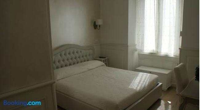 アルバ スル ヴァティカーノ - ローマ - 寝室