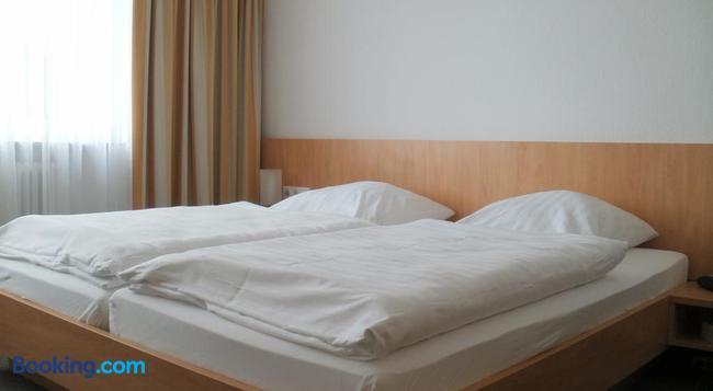 ゲストハウス ツィグラー - シュトゥットガルト - 寝室