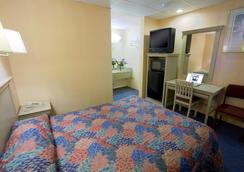 Americas Best Value Inn-San Antonio/Lackland AFB - サンアントニオ - 寝室