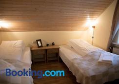 ゲストハウス ハムール - Hofn - 寝室