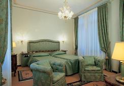 ホテル ボンヴェッキアティ - ヴェネツィア - 寝室