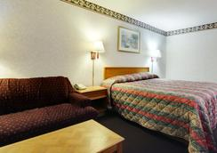 Americas Best Value Inn and Suites - Macon - 寝室