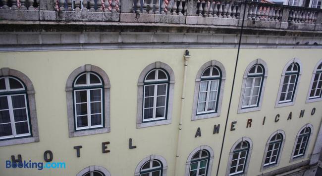 ペンサオ レジデンシャル エストレーラ ド モンデゴ - リスボン - 建物