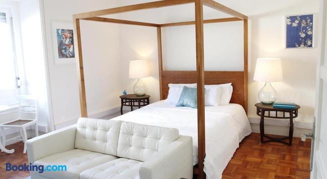 マグノリア ゲストハウス - リスボン - 寝室