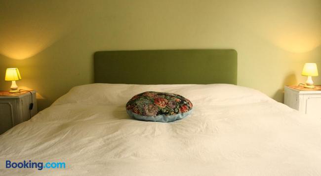ベッド & アート バルセロナ - バルセロナ - 寝室