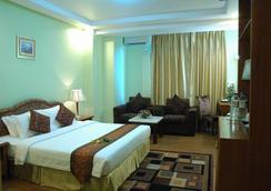 ベストウェスタン グリーン ヒル ホテル - ヤンゴン - 寝室