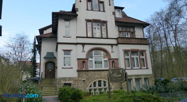 Hotel Villa Tosca - ハノーファー - 建物