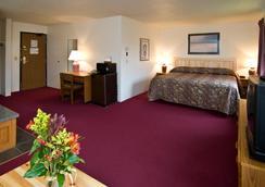 Americas Best Value Inn & Suites - International Falls - 寝室