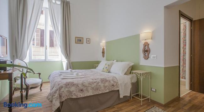 バッボ ベッド & ブレックファースト - ローマ - 寝室