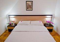 ホテル プラハ 1 - プラハ - 寝室