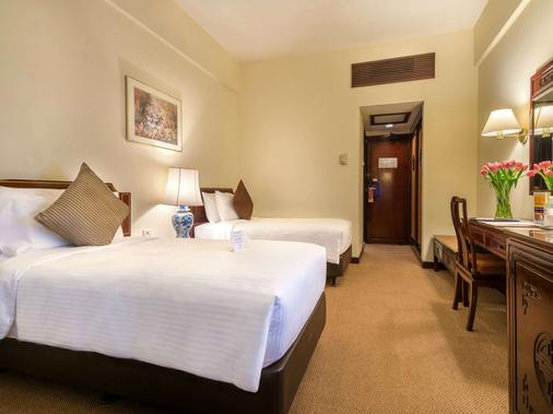 ホテル グランド パシフィック - シンガポール - 寝室