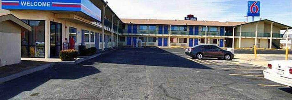 Motel 6 Amarillo - West - アマリロ - 建物