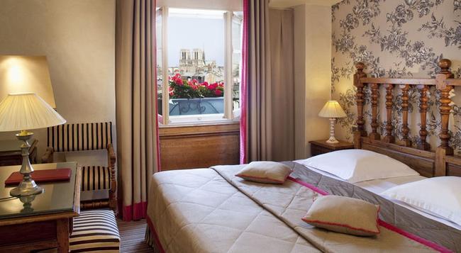 レフト バンク - パリ - 寝室