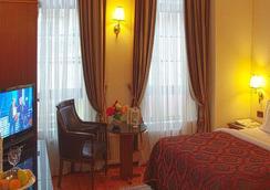 ベスト ウエスタン エンパイア パレス - イスタンブール - 寝室