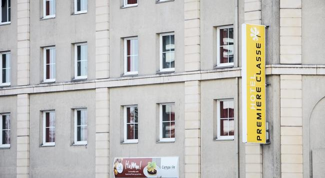 プルミエール クラッセ パリ ウエスト ポン ドゥ サレネス - シュレンヌ - 建物