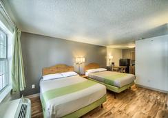 Studio 6 San Antonio - Medical Center - サンアントニオ - 寝室