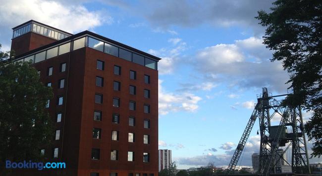 スパイヒャー 7 ホテル - マンハイム - 建物