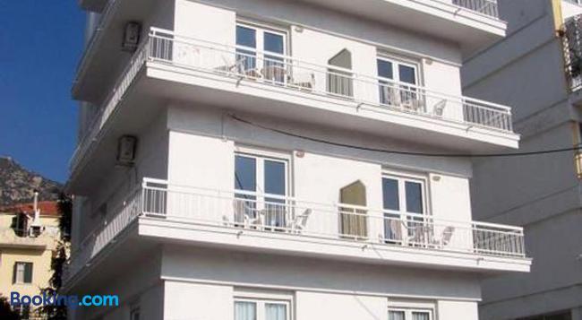 ホテル エウロパ - カヴァラ - 建物