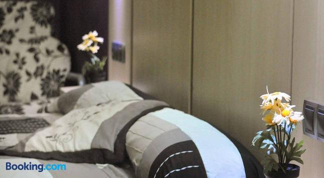 ゲストハウス バルセロナ ゴティック - バルセロナ - 寝室
