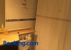 Apartamentos Terrazas de Talca - タルカ - 浴室