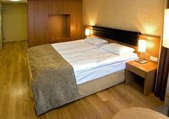 ホテル レイキャビク セントリウム - レイキャヴィク - 寝室