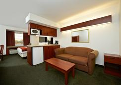 Americas Best Value Inn & Suites - Lake Charles/I-210 Exit 5 - Lake Charles - 寝室