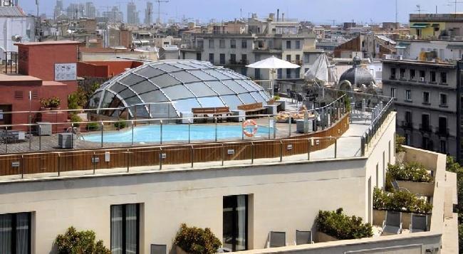 シルケン グラン ホテル ハバナ - バルセロナ - 建物