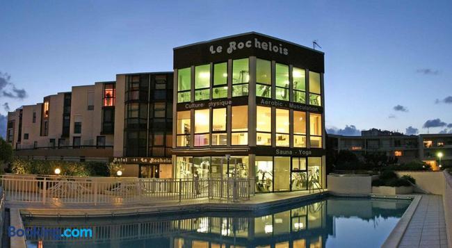 Hôtel Le Rochelois - ラ・ロシェル - 建物
