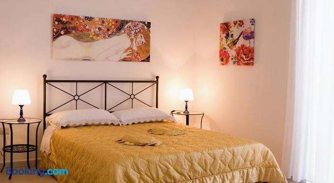 Alle Antiche Terme - ナポリ - 寝室