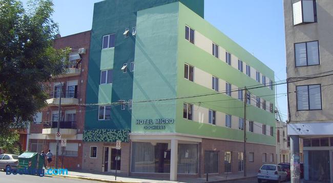 Hotel Micro - ロサリオ - 建物