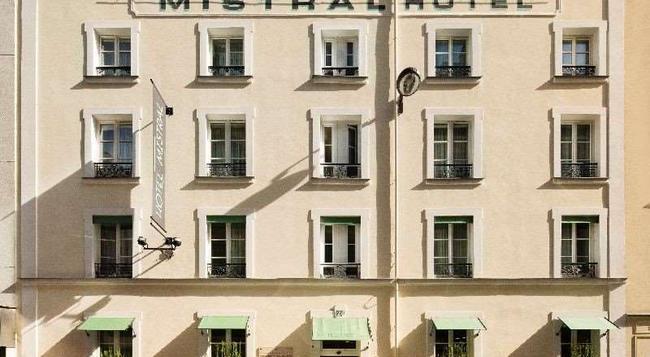 ホテル ミストラル - パリ - 建物
