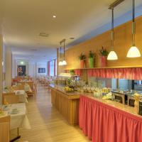 デューラー - ホテル Breakfast room