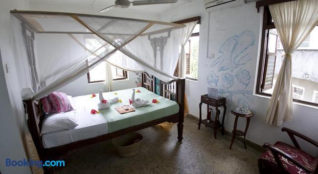 ゼンジ ホテル - ザンジバル - 寝室
