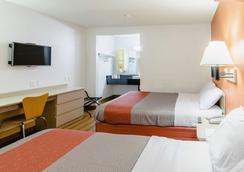 Motel 6 Medford North - メドフォード - 寝室