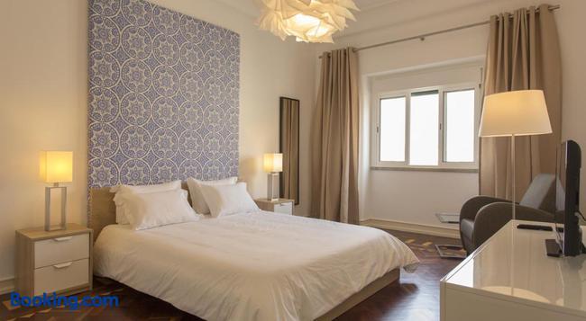 ギャスパー ハウス - リスボン - 寝室