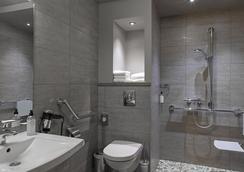 ベストウエスタン グランド ホテル デ ボルドー - オーリヤック - 浴室