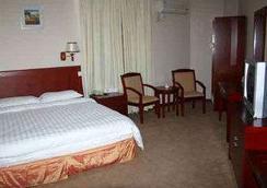スーパー 8 ナンチャン ワンデァシンチェン ホテル - Nanchang - 寝室